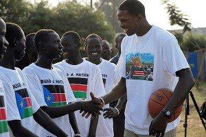 南スーダン出身の世界の有名人たち