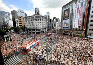 銀座パレード