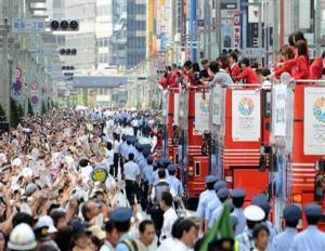 銀座パレード③