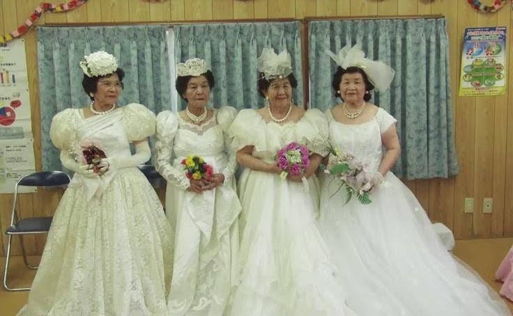 おばあドレス