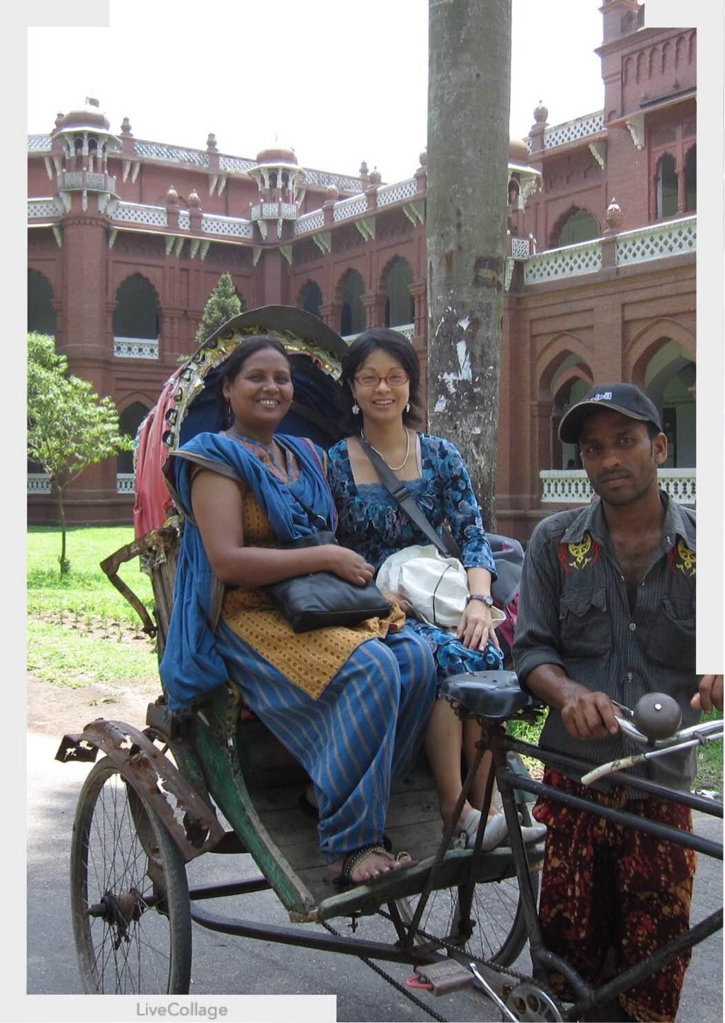 マイストーリー⑬ バングラデシュの女性たちとセックスについて語る「一人の女性としてそこにいて欲しい」