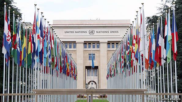 国連で働いて学んだことー「問い」を持つことこそが運を上げ、才能を引き出してくれる❗️