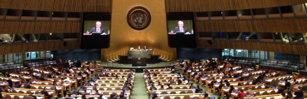 国連での勤務の1年目、苦い体験を通して学んだ本当の議論のためのルール