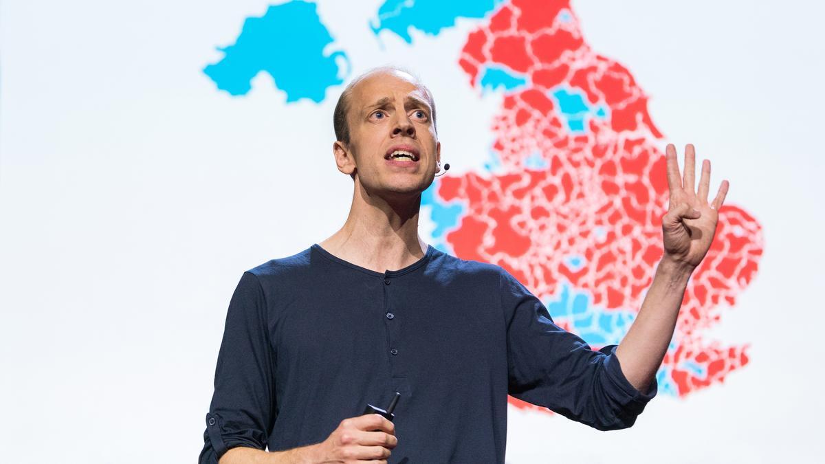 世界の思想家トップ100に選ばれ難民問題に積極的に発言するアレクサンダー・ベッツが来日、講演(無料)します!